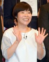 『よしもと47シュフラン2015』の認定式に出席した山田花子 (C)ORICON NewS inc.
