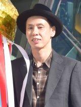 映画『ロマンス』のイベントに出席した大倉孝二 (C)ORICON NewS inc.