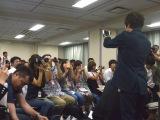 著書『35点男の立ち回り術』発売記念イベントの模様 (C)ORICON NewS inc.
