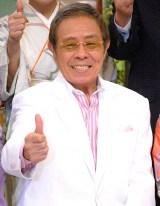 BS JAPANの歌謡番組『サブちゃんと歌仲間』放送1000回記念セレモニーに出席した北島三郎(C)ORICON NewS inc.