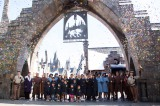 「ハリポタ」1周年記念セレモニー/画像提供:ユニバーサル・スタジオ・ジャパン TM & (C) Warner Bros. Entertainment Inc. Harry Potter Publishing Rights (C) JKR. (s15)