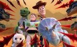 7月18日、BS「Dlife」で日本独占初放送『トイストーリー/謎の恐竜ワールド』(C)Disney/Pixar