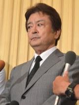 今井雅之さんの『お別れ会』に参列した大和田伸也(C)ORICON NewS inc.