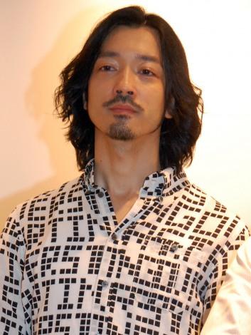 映画『東京無国籍少女』トークイベントに出席した金子ノブアキ (C)ORICON NewS inc.