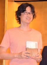 『流』で直木賞を受賞した東山彰良氏 (C)ORICON NewS inc.