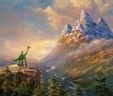 ディズニー/ピクサー最新作『アーロと少年』2016年3月12日公開(C)2015 Disney/Pixar. All Rights Reserved.