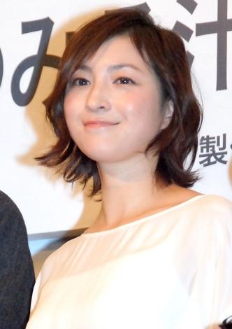 サムネイル 第3子出産を発表した広末涼子 (C)ORICON NewS inc.
