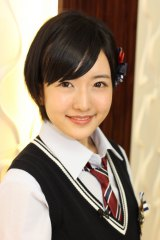NMB48の新曲「ドリアン少年」でセンターに抜擢された須藤凜々花 (C)De-View