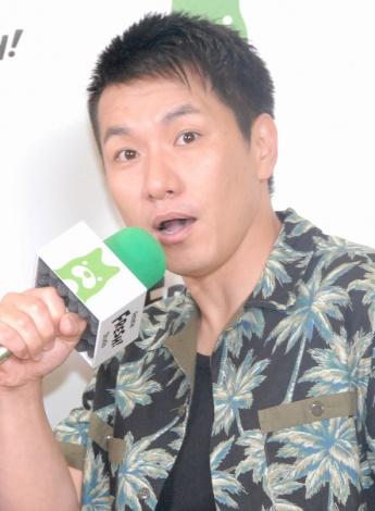公開スタジオ『AmebaFRESH!Studio』オープン記念イベントに出席した増田英彦 (C)ORICON NewS inc.