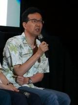 『日本アニメ(ーター)見本市』先行上映イベントに登壇した荒牧伸志