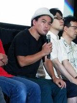 『日本アニメ(ーター)見本市』先行上映イベントに登壇した江本正弘氏