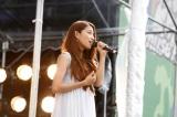 『Amuse Fes2015 BBQ in つま恋 〜僕らのビートを喰らえコラ!〜』に出演したRihwa