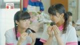 サークルKサンクス「おにぎり100円セール」CMに出演する私立恵比寿中学