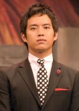 実写映画『進撃の巨人 ATTACK ON TITAN』のジャパンプレミアに出席した三浦貴大 (C)ORICON NewS inc.