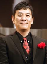 実写映画『進撃の巨人 ATTACK ON TITAN』のジャパンプレミアに出席したピエール瀧 (C)ORICON NewS inc.
