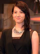 実写映画『進撃の巨人 ATTACK ON TITAN』のジャパンプレミアに出席した桜庭みなみ (C)ORICON NewS inc.