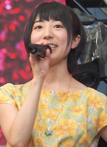 『ワールドトリガー夏祭り2015 @ボーダー六本木支部』に出席した田村奈央 (C)ORICON NewS inc.