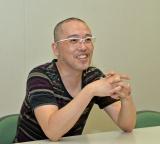 15年続いた『ラブやん』を完結させた田丸浩史氏 次回作についても語ってくれた (C)ORICON NewS inc.