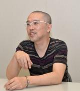 笑顔で取材に応じてくれた田丸先生 次回作も期待しています (C)ORICON NewS inc.
