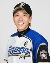 2児の父親になった北海道日本ハムの宮西尚生選手