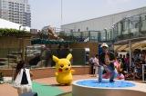 東京・池袋のサンシャインシティで始まった『夏休みポケモンカーニバルinサンシャインシティ』オープニングイベントの模様 (C)ORICON NewS inc.