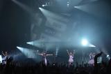 NHKホールで行われた全国ツアー『Silent Siren Live Tour 2015 Spring → Summer サイレン VS サイレント』追加公演の模様