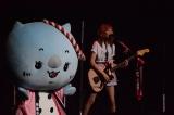 『Silent Siren Live Tour 2015 Spring → Summer サイレン VS サイレント』追加公演を行ったSilent Siren・すぅ