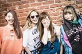 7月22日に8ヶ月ぶりのシングル 「Stamp!」を発売したばかりのSCANDAL