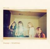 SCANDALのシングル「Stamp!」(7月22日発売)通常盤