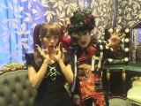 関西テレビ『ミュージャック』8月14日の放送は「V夜〜Visual  Night~」MCの高橋みなみ(AKB48)、NoGoD(ノーゴッド)の団長(C)関西テレビ