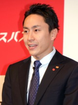 世界選手権の勝因を自己分析した太田雄貴選手 (C)ORICON NewS inc.