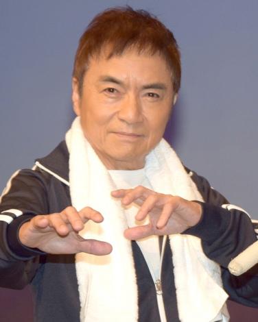 舞台『三匹のおっさん』制作発表会の模様に出席した西郷輝彦 (C)ORICON NewS inc.