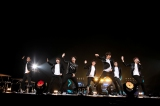 『SMTOWN LIVE IV in JAPAN Special Edition』に出演したSUPER JUNIOR-M