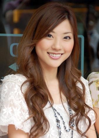 サムネイル 一般男性との結婚を発表した山岸舞彩 (C)ORICON NewS inc.
