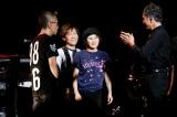 20年ぶりのライブで復活を遂げたREBECCA(28日=東京・豊洲PIT)(C)Hajime Kamiiisaka