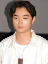 映画『バケモノの子』渋谷凱旋舞台あいさつに出席した染谷将太 (C)ORICON NewS inc.