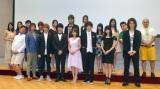 舞台『スーパーダンガンロンパ2 THE STAGE〜さよなら絶望学園〜』制作発表会の模様 (C)ORICON NewS inc.