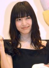 舞台『スーパーダンガンロンパ2 THE STAGE〜さよなら絶望学園〜』制作発表会に出席した神田沙也加 (C)ORICON NewS inc.