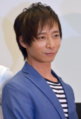 舞台『スーパーダンガンロンパ2 THE STAGE〜さよなら絶望学園〜』制作発表会に出席したいしだ壱成 (C)ORICON NewS inc.