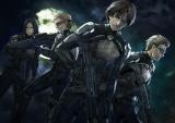 ノイタミナムービー第2弾「Project Itoh」『虐殺器官』(11月13日公開)メインキャスト発表(C)Project Itoh/GENOCIDAL ORGAN