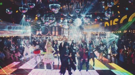 AKB48の41stシングル「ハロウィン・ナイト」MVより