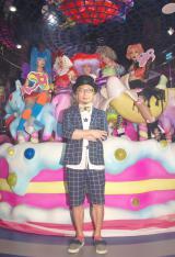 増田セバスチャン氏がプロデュースした『KAWAII MONSTER CAFE』 (C)ORICON NewS inc.