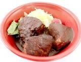 「たいめいけん」(日本橋)の「牛肉MAX!ブラックビーフシチュー丼」