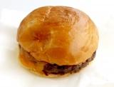 「クリントン・ストリート・ベイキング・カンパニー」(表参道)の「熟成肉のヘルシーハンバーガー」