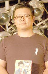 ドラマ『REPLAY&DESTROY』Blu-ray&DVD発売記念トークイベントに出席した飯塚健監督 (C)ORICON NewS inc.