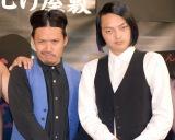 「まったく稼げていない」と嘆いたピスタチオ(左から)伊地知大樹、小澤慎一朗 (C)ORICON NewS inc.