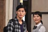 ドラマ『表参道高校合唱部!』に出演する(左から)中河内雅貴と主演の芳根京子 (C)TBS
