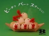関西テレビの局キャンペーンのメインキャラクターとして活躍してきた「ハチエモン」