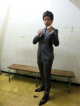 8月23日にプロレスデビューがきまったお笑いコンビ・てのりタイガーの渡瀬瑞基