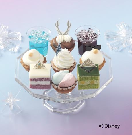 サムネイル アナ雪スイーツが期間限定復活(c)Disney